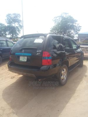 Acura MDX 2003 3.5L 4x4 Black | Cars for sale in Lagos State, Ojo
