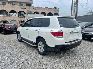 Toyota Highlander 2008 White | Cars for sale in Lagos State, Ogba