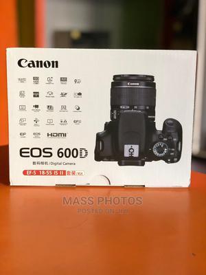CANON 600D Camera   Photo & Video Cameras for sale in Lagos State, Lagos Island (Eko)