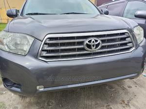 Toyota Highlander 2009 Sport Gray   Cars for sale in Lagos State, Amuwo-Odofin