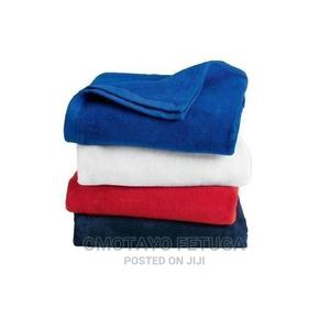 Towel, Large Quality Bath Towel, High Absorbency Multicolor | Clothing for sale in Lagos State, Ikeja
