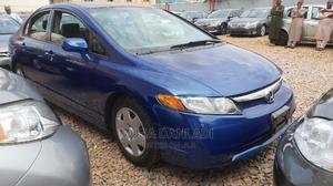 Honda Civic 2007 1.8 Sedan EX Automatic Blue | Cars for sale in Kaduna State, Kaduna / Kaduna State