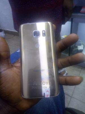Samsung Galaxy S7 32 GB Gold   Mobile Phones for sale in Lagos State, Ikeja