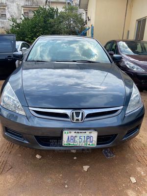 Honda Accord 2007 Gray | Cars for sale in Kaduna State, Kaduna / Kaduna State