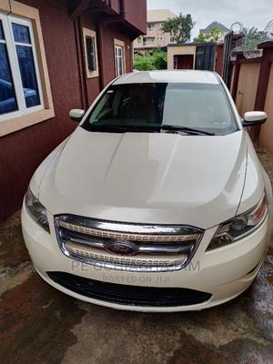 Ford Taurus 2010 Limited White   Cars for sale in Anambra State, Awka
