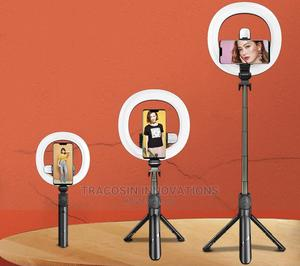 Remote Control Tripod LED Ring Light | Accessories & Supplies for Electronics for sale in Lagos State, Yaba