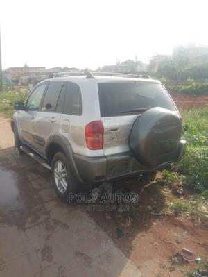 Toyota RAV4 2002 Automatic Silver   Cars for sale in Lagos State, Ojo