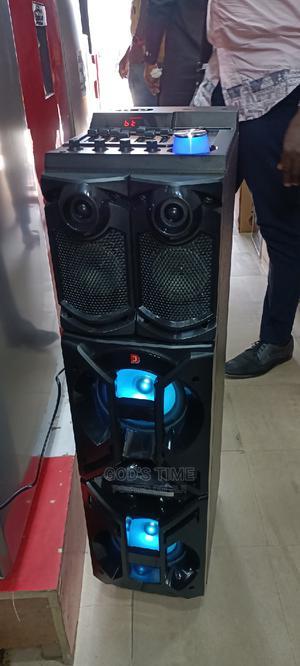 Djack One Box Bass Blast Bluetooth Sound System-Dj8008 | Audio & Music Equipment for sale in Lagos State, Ojo