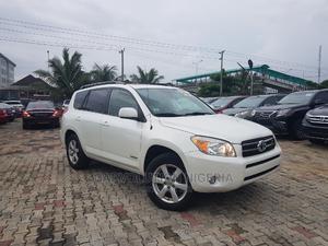Toyota RAV4 2008 Limited V6 White | Cars for sale in Lagos State, Lekki