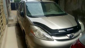 Toyota Sienna 2007 LE 4WD Gold   Cars for sale in Lagos State, Ejigbo