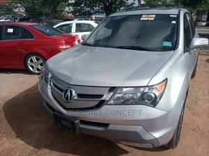 Acura MDX 2009 SUV 4dr AWD (3.7 6cyl 5A) Silver   Cars for sale in Lagos State, Amuwo-Odofin