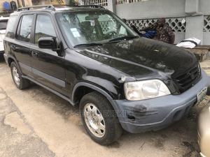 Honda CR-V 1999 Black   Cars for sale in Lagos State, Yaba
