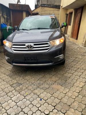 Toyota Highlander 2011 Limited Green   Cars for sale in Lagos State, Ikeja
