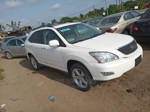 New Lexus RX 2008 350 White | Cars for sale in Lagos State, Ikeja