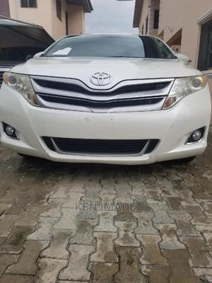 Toyota Venza 2013 LE FWD White   Cars for sale in Lagos State, Ajah