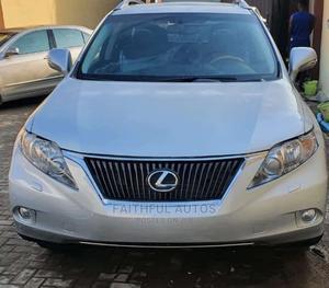Lexus RX 2012 350 AWD Silver | Cars for sale in Lagos State, Ifako-Ijaiye