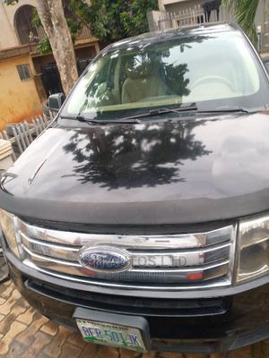 Ford Edge 2009 Black   Cars for sale in Lagos State, Ikorodu