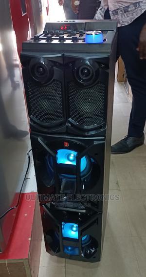 Djack Super Sound Bass Blast Xboom System Model-Dj8008 | Audio & Music Equipment for sale in Lagos State, Ojo