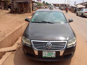 Volkswagen Passat 2006 3.2 V6 FSI 4Motion Black | Cars for sale in Oyo State, Ibadan