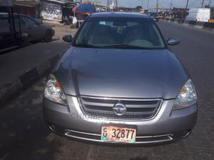 Nissan Altima 2003 Automatic Gray | Cars for sale in Lagos State, Isolo