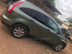 Honda CR-V 2007 2.0i Automatic Green | Cars for sale in Oyo State, Egbeda