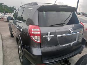 Toyota RAV4 2011 3.5 Sport 4x4 Gray | Cars for sale in Lagos State, Apapa