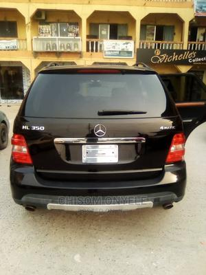 Mercedes-Benz M Class 2007 ML 350 4Matic Gray | Cars for sale in Lagos State, Isolo