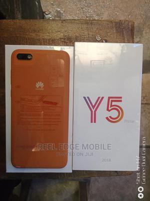 New Huawei Y5 Prime 2018 Dual SIM 16 GB Black | Mobile Phones for sale in Lagos State, Ikeja