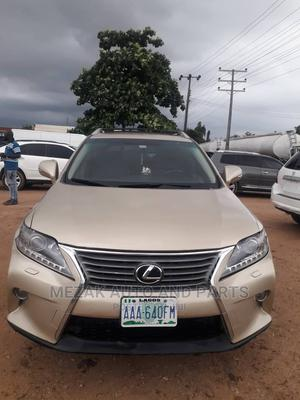 Lexus RX 2010 Gold   Cars for sale in Lagos State, Alimosho
