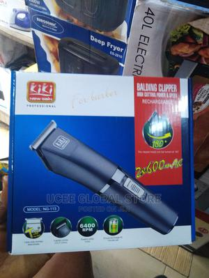 24600 Kiki Rechargeable Clipper | Tools & Accessories for sale in Lagos State, Ikeja