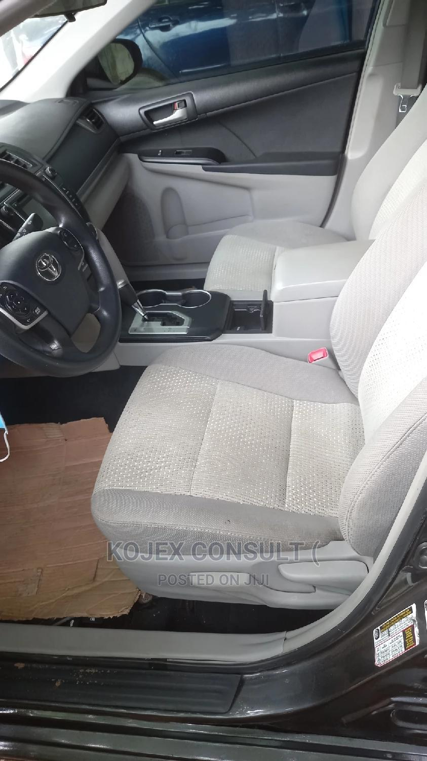 Toyota Camry 2012 White   Cars for sale in Ikeja, Lagos State, Nigeria