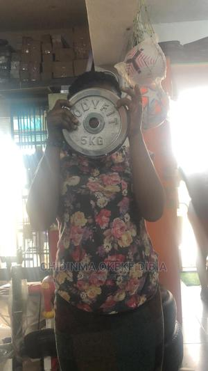 Weighted Plates | Sports Equipment for sale in Rivers State, Obio-Akpor