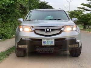 Acura MDX 2008 SUV 4dr AWD (3.7 6cyl 5A) Silver | Cars for sale in Abuja (FCT) State, Gwarinpa