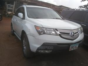 Acura MDX 2009 White | Cars for sale in Lagos State, Ikeja
