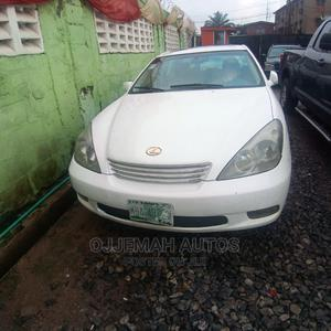Lexus ES 2005 330 White   Cars for sale in Lagos State, Ogba