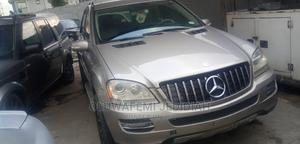 Mercedes-Benz M Class 2010 ML 350 4Matic Gold | Cars for sale in Lagos State, Ikeja