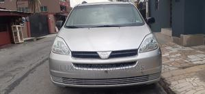 Toyota Sienna 2004 LE FWD (3.3L V6 5A) Silver | Cars for sale in Lagos State, Ikeja