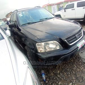 Honda CR-V 2000 Black | Cars for sale in Lagos State, Ogba