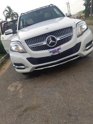 Mercedes-Benz GLK-Class 2014 350 White | Cars for sale in Abuja (FCT) State, Gwarinpa