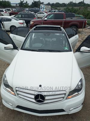 Mercedes-Benz C300 2012 White | Cars for sale in Lagos State, Amuwo-Odofin