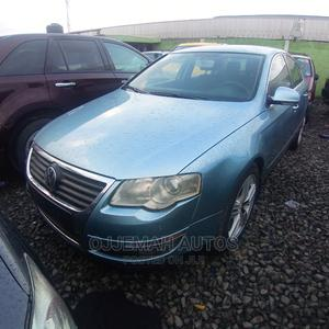Volkswagen Passat 2008 Blue | Cars for sale in Lagos State, Ogba