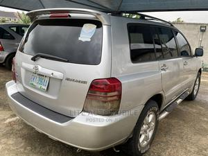 Toyota Highlander 2004 V6 FWD Silver   Cars for sale in Lagos State, Ikotun/Igando