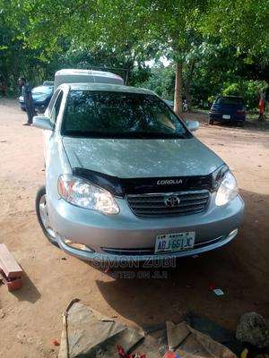 Toyota Corolla 2007 LE Silver   Cars for sale in Abuja (FCT) State, Lokogoma