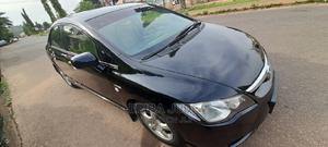 Honda Civic 2008 Black   Cars for sale in Abuja (FCT) State, Gwarinpa
