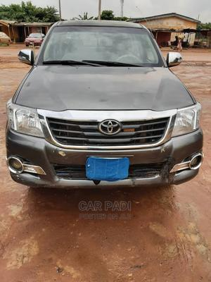 Toyota Hilux 2010 Gray | Cars for sale in Lagos State, Abule Egba