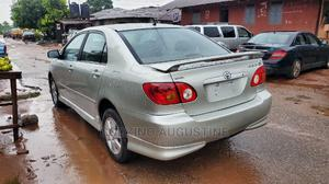 Toyota Corolla 2004 S Silver   Cars for sale in Edo State, Benin City