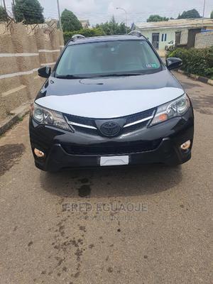 Toyota RAV4 2013 XLE AWD (2.5L 4cyl 6A) Black | Cars for sale in Abuja (FCT) State, Gaduwa