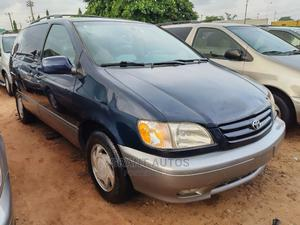 Toyota Sienna 2002 XLE Blue   Cars for sale in Lagos State, Apapa