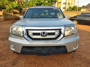 Honda Pilot 2010 Silver | Cars for sale in Lagos State, Ikorodu