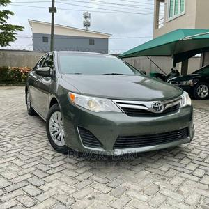Toyota Camry 2013 Green   Cars for sale in Lagos State, Lekki